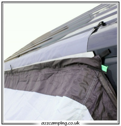 Magnetic Drive Away Awning Attachment Strip 75cm